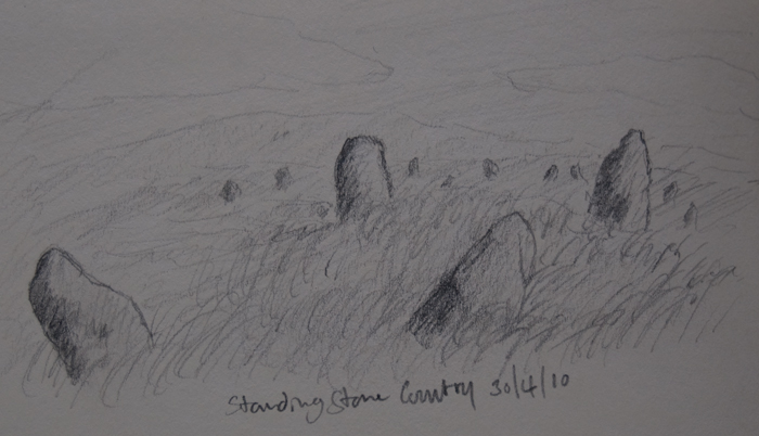 Standing Stone Country