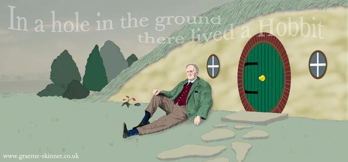Mr Hobbit ;-)