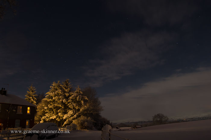 Stars & Snow