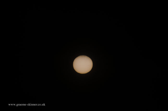 One of the Sun