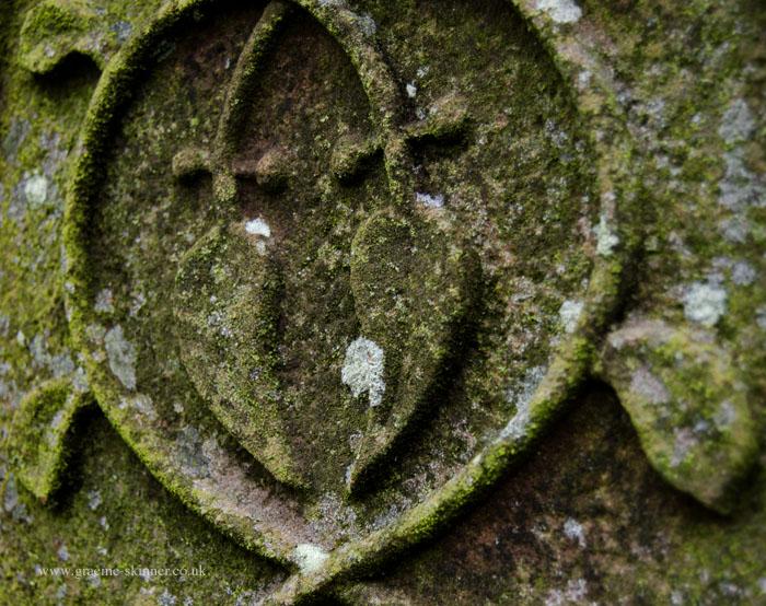 Gravestone Detail III