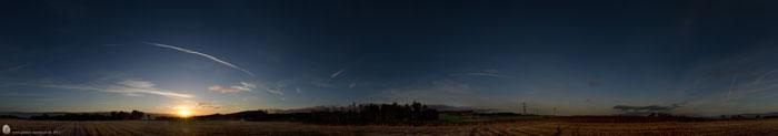 Dawn Panoramic