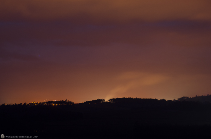 Penrith Light Pollution