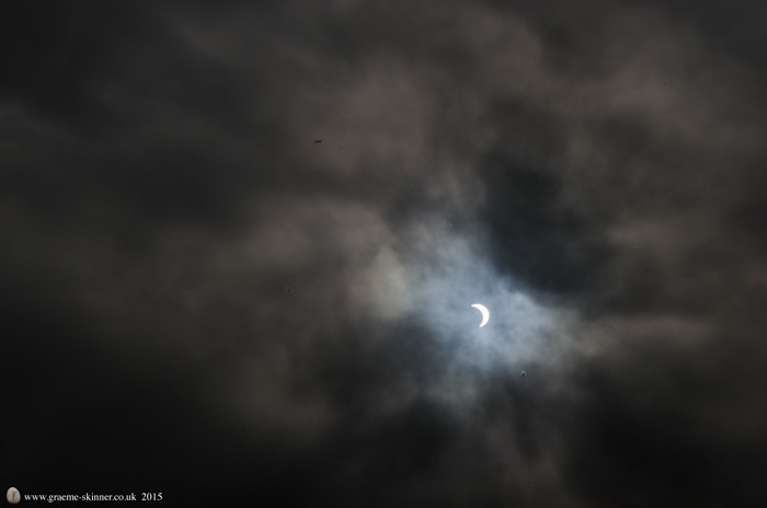 Reflected Eclipse II
