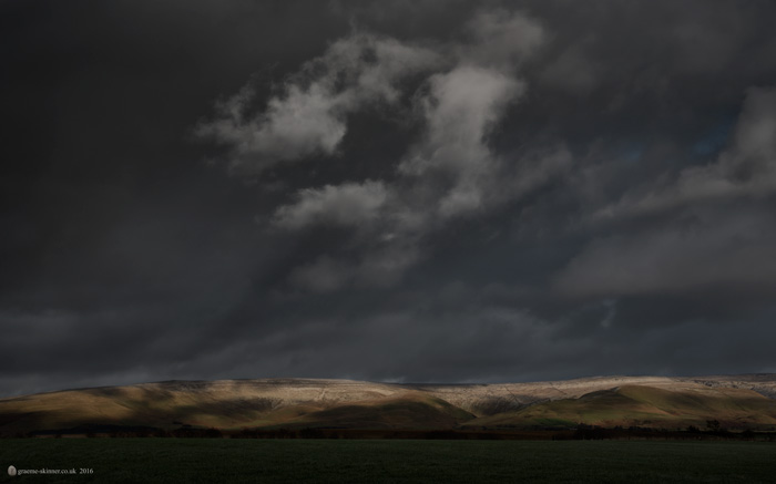 Cloud over the Pennines